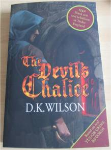 The Devil's Chalice by D.K. Wilson front cover