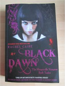 black-dawn-by-rachel-caine-front-cover
