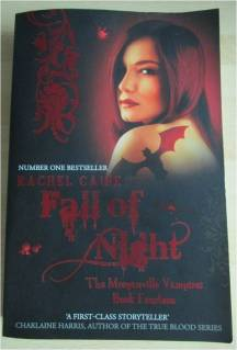 fall of night front cover