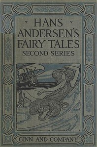 hans christian anderson fairy tales front cover