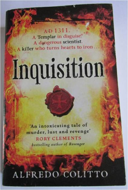 inquisition front cover