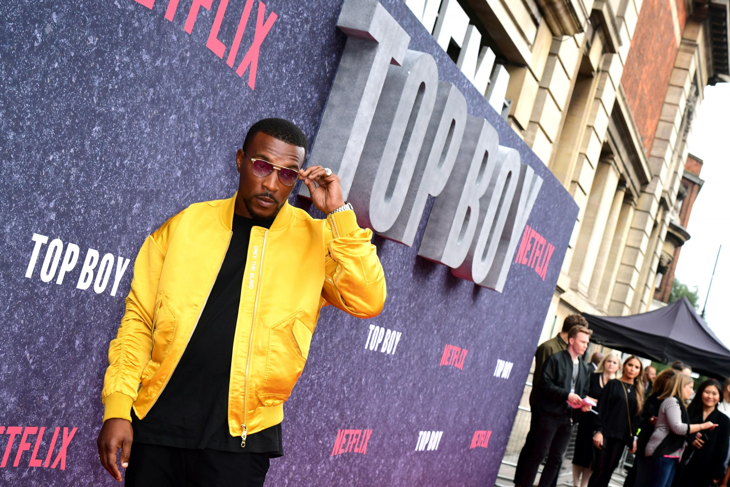 NEW SERIES OF TOP BOY CROWNED 'BEST EVER'