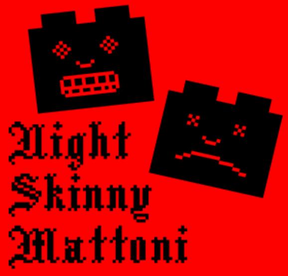 NIGHT SKINNY DROPS NEW ALBUM 'MATTONI' (BRICKS)