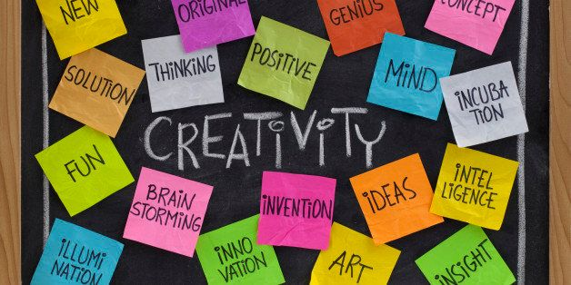 7 Ways to up Your Creativity