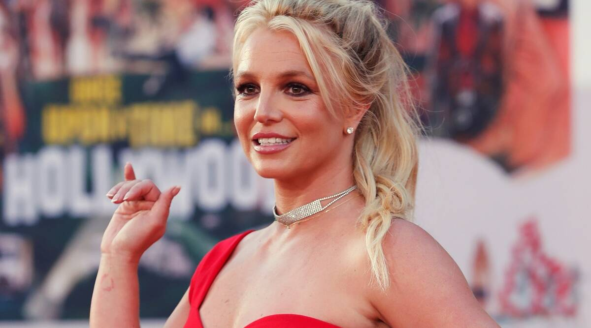 Britney Spears celebrates a win with the right to choose lawyer amid abuse row #FREEBRITNEY