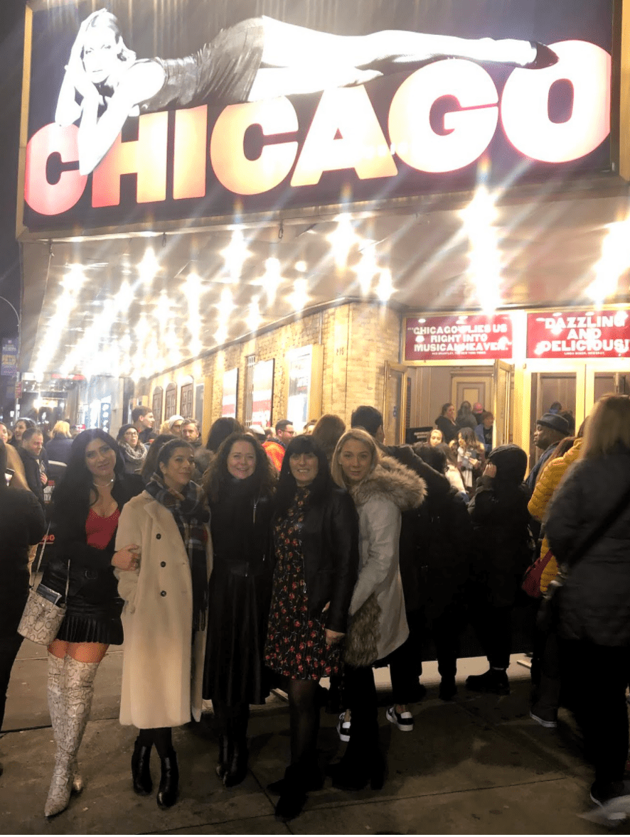 Chicago at The Ambassador Theatre chicago ambassador theatre cast who plays roxie in chicago on broadway chicago the musical ambassador theatre new york chicago broadway theater chicago musical characters