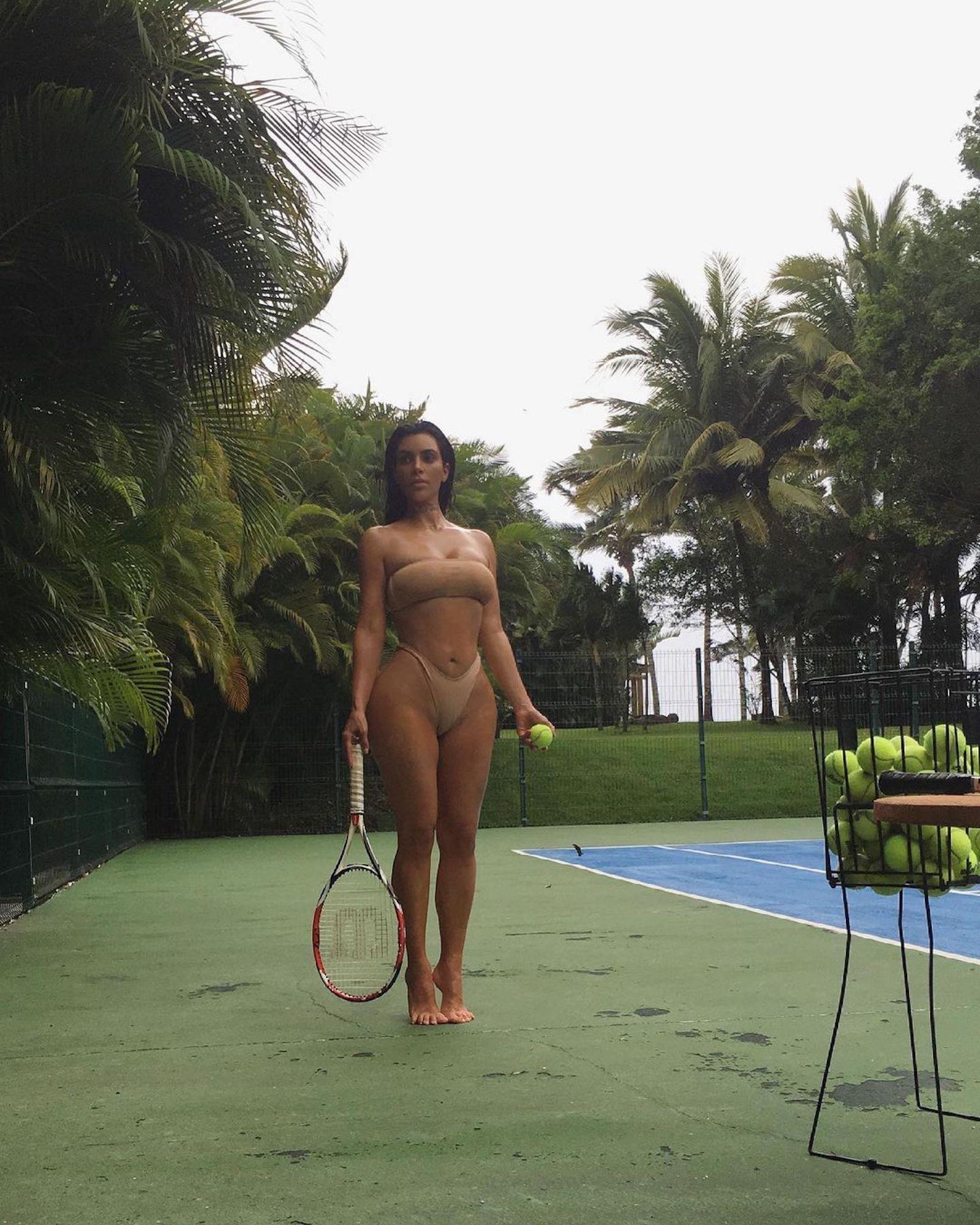 Kim Kardashian's transformation since Kanye Split