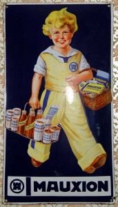 MAUXION - Schokolade und Kakao, 20er Jahre