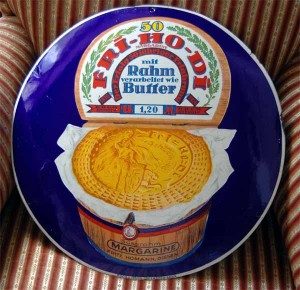 Fri-Ho-Di Margarine, Pyro-Email, Boos und Hahn