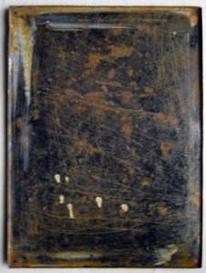 """Rückseite: Cigarettes Laurens """"Le Khedive"""" Fälschung"""