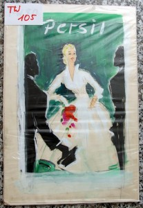 Weiße Dame, Entwurf Helga Tiemann