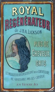 """Royal Régénérateur"", geprägt und lithografiert: Um 1900-1915"