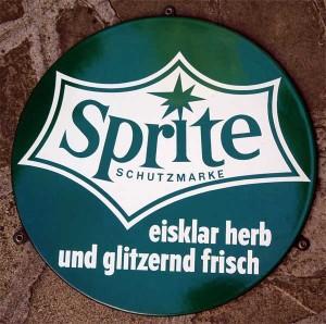 Sprite, Austria Email, 1969