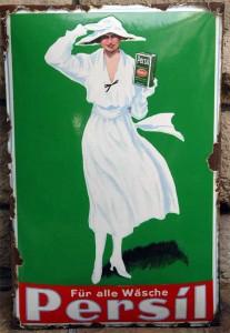 Die Weisse Dame - Persil, um 1925