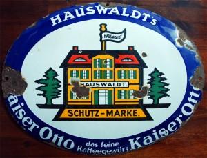 HAUSWALDT'S KAISER OTTO