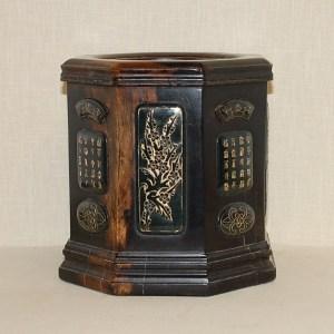 Pinselbecher - Chinesische Antiquitäten