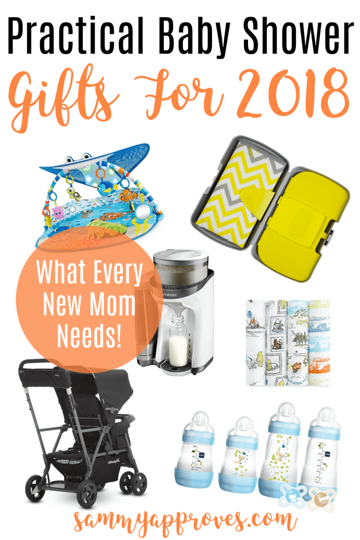 Practical Baby Shower Gifts For 2018