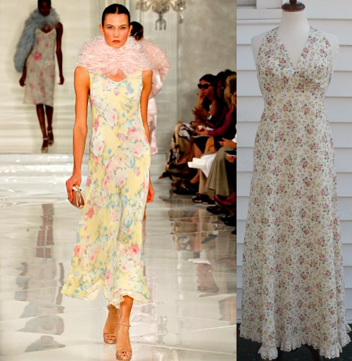 Ralph Lauren Channeling Great Gatsby for Spring 2012