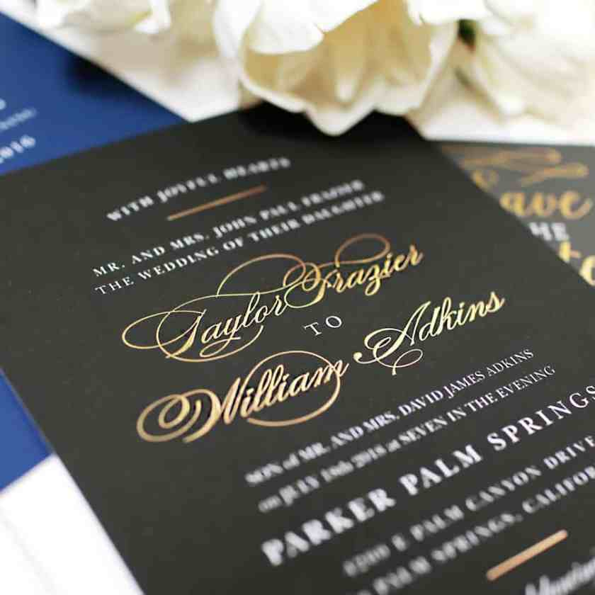 With Hundreds Of Vine Wedding Invitations Along Matching Save The Dates