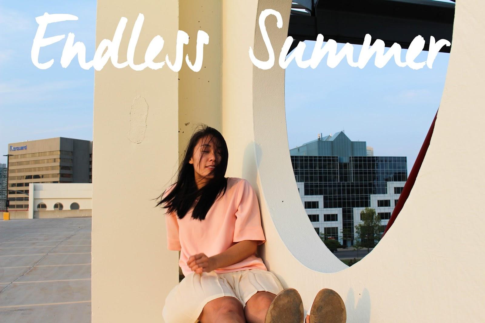 Endless Summer   Summer Style   Sammy Huynn