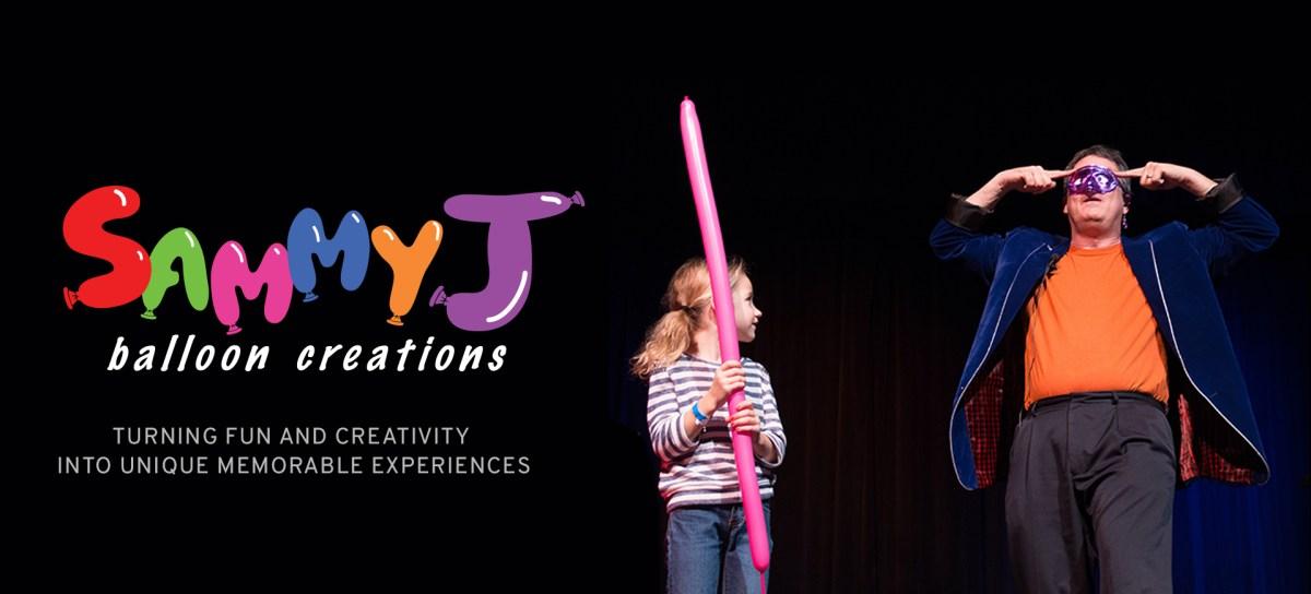 SammyJ balloon creations St. Louis