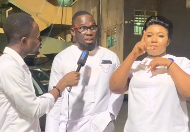 Video:We are ready to fire back at those who want to throw fire at us – Xandy Kamel's husband Kaninja
