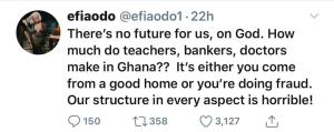 There's No Hope For The Youth Of This Country, Efia Odo. 6