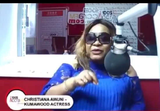 Video: 'I might stop acting and cease to be a member of the Ghana Actors Guilt if …' – Christiana Awuni asserts