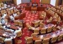 NPP MPs arrive in Parliament at 4 am to occupy the Majority side of the House