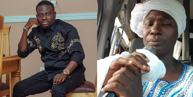 Video: Cecilia Marfo has slept with her driver and Jnr. Pastors, she is evil – Bro Sammy asserts
