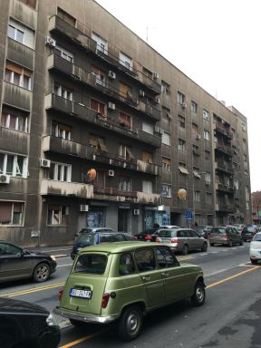 Belgrade Desolation