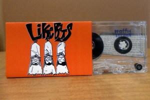 TSt-017: Like Bats s/t cassette