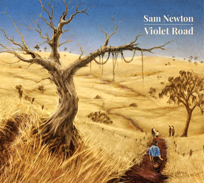 Violet Road Cover