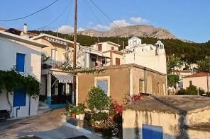 Samos-Kallithea-road