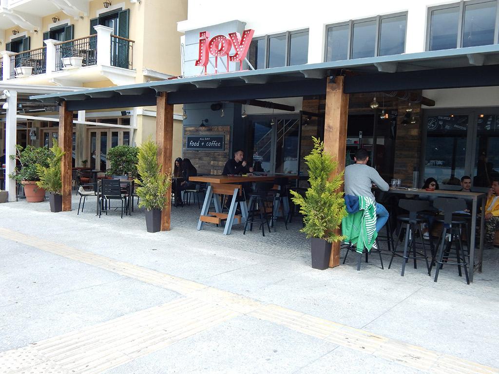 Joy Food Coffee Samos Guide
