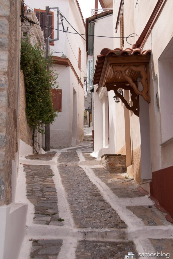 More narrow streets