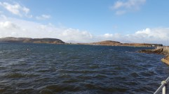 View from Oban