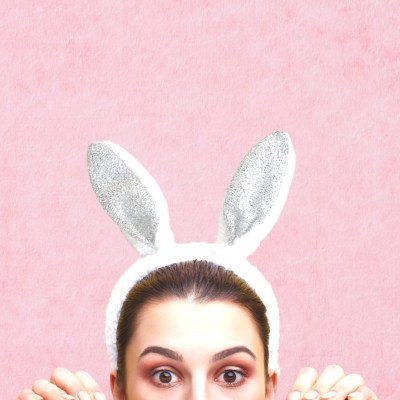 Bunny Hairband
