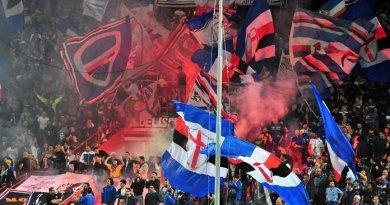 Sampdoria: annullata l'amichevole con lo Spezia. Programmato incontro con Hellas Verona.