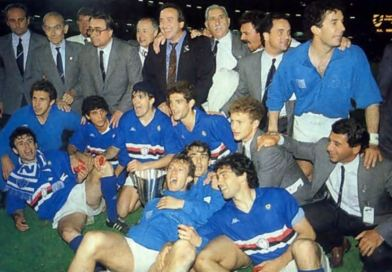 Accadde oggi, 9/5/1990: la Samp pianta la bandiera sull'Europa. I ricordi di Pellegrini.