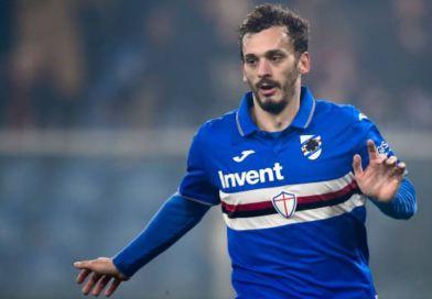 """Video, Gabbiadini: """"importante dare continuità. Sono a 50 gol in A, non mi voglio fermare"""""""