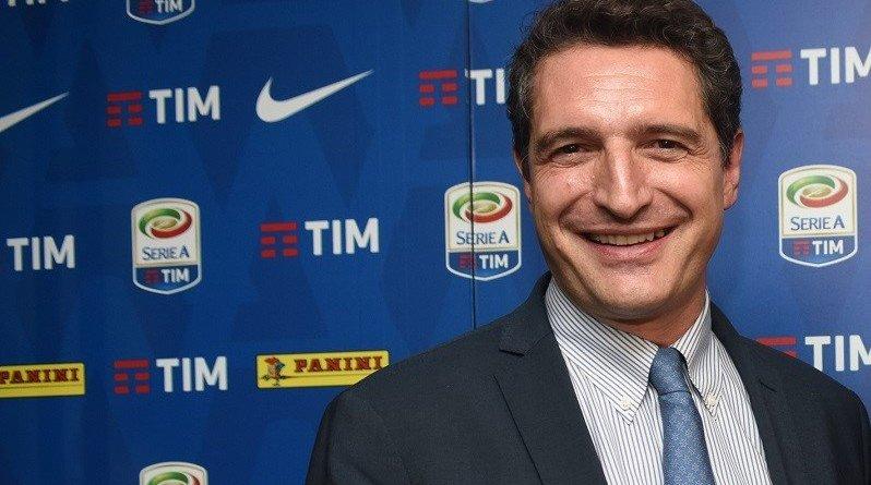 """De Siervo, a.d. Lega Serie A: """"Caos sulla riapertura stadi. Chiediamo chiarezza""""."""