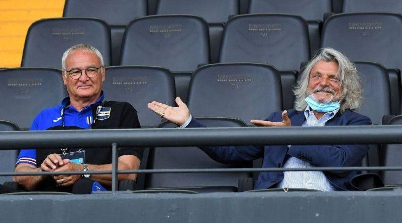 """Ranieri, rinnovo: """"Non è mai stato un problema economico. Ci sarà tempo per parlare di progetti""""."""