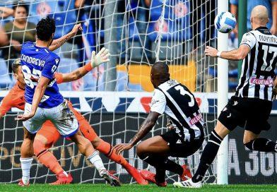 Video – Samp-Udinese 3-3: gli highlights.