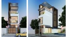 Narrow Lot Townhouse Plans