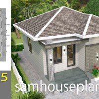 House plans 7.5x8.5 with 2 bedrooms