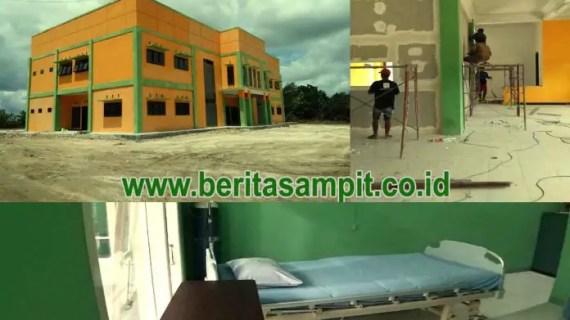 Dua Gedung LPTQ dan Klinik Kesuma Dimanfaatkan Jadi Rumah Sakit Darurat Covid 19