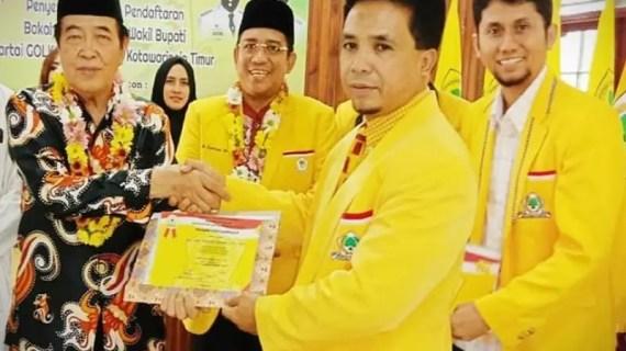 Pasangan Taufiq-Supriadi mengaku optimistis hadapi pilkada