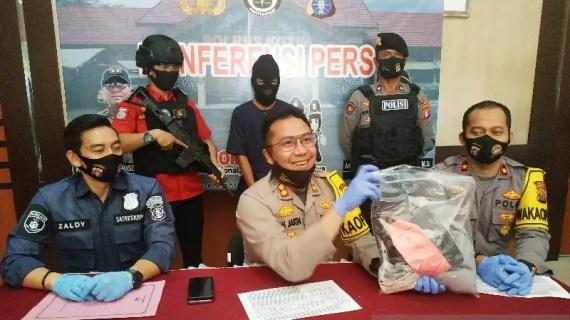 Kenalan lewat medsos, pelajar di Sampit jadi korban nafsu pengamen
