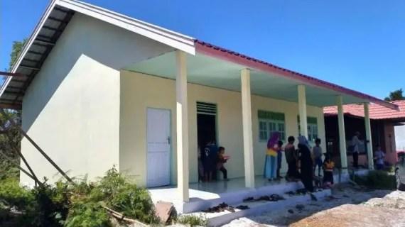 TK PAUD Al-Amin Kalab Seban Punya Gedung Baru